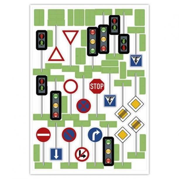 IGRÁČEK MULTIGO - Dopravní značky [HRAČKA]